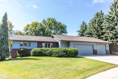 Bismarck Single Family Home For Sale: 111 Edmonton Drive