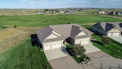 Bismarck Single Family Home For Sale: 3746 Bogey Drive