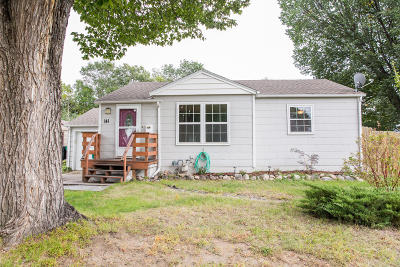 Bismarck ND Single Family Home For Sale: $174,900