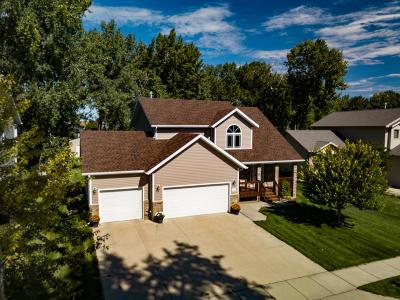 Mandan Single Family Home For Sale: 3400 Heartwood Street SE