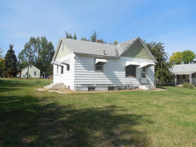 Turtle Lake Single Family Home For Sale: 416 Roosevelt Street