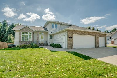 Bismarck Single Family Home For Sale: 1825 Contessa Drive