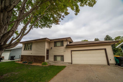 Bismarck Single Family Home For Sale: 1615 Houston Dr Drive