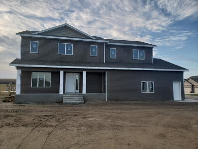 Mandan Single Family Home For Sale: 709 Keidel Trail SW