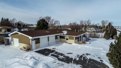 Mandan Single Family Home For Sale: 300 27th Street N