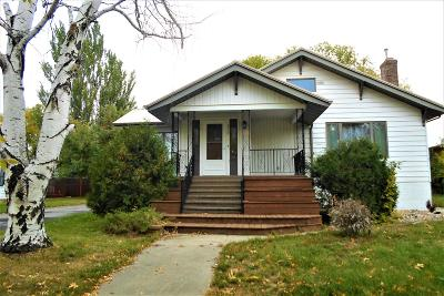 Washburn Single Family Home For Sale: 516 Main Avenue