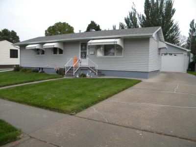Bismarck Single Family Home For Sale: 2107 4th St. N Street