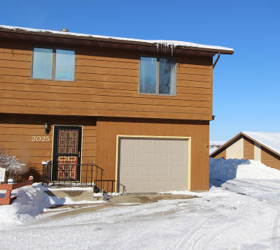 Bismarck Condo/Townhouse For Sale: 2025 N 19th Street