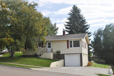 Bismarck Single Family Home For Sale: 703 N 28th Street