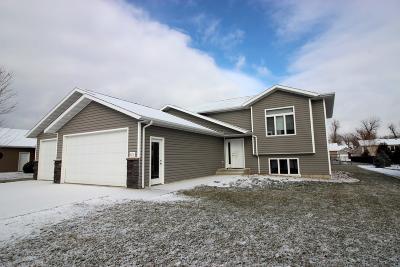 Mandan Single Family Home For Sale: 4212 South Bay Drive SE