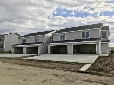 Mandan Single Family Home For Sale: 4721 Corvette Street NW