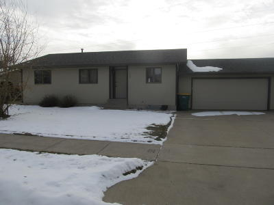 Bismarck Single Family Home For Sale: 3401 Breen Drive