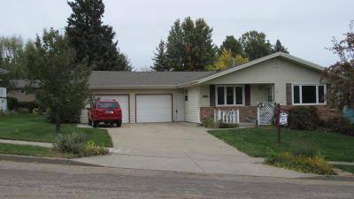 Bismarck Single Family Home For Sale: 1724 Masterson Avenue
