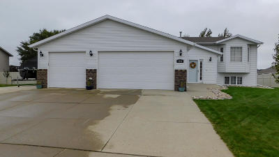 Mandan Single Family Home For Sale: 3905 Lewis Road