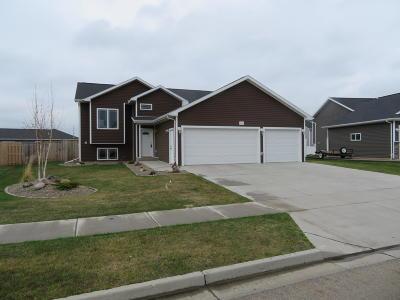 Bismarck Single Family Home For Sale: 3218 Dortmund Drive