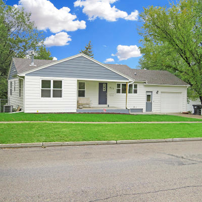 Bismarck Single Family Home For Sale: 915 Griffin Street