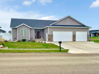 Bismarck Single Family Home For Sale: 3619 High Creek Road