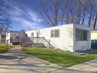 Bismarck Single Family Home For Sale: 1119 University Dr Lot 2018