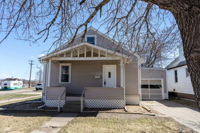 Mandan Single Family Home For Sale: 200 8th Avenue SW