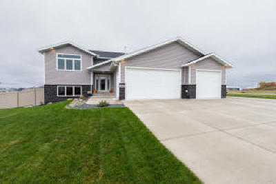 Bismarck Single Family Home For Sale: 4301 Opal Drive