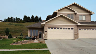 Bismarck Single Family Home For Sale: 3521 Chevelle Circle