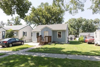 Bismarck Single Family Home For Sale: 822 13th Street