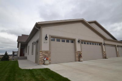 Bismarck Single Family Home For Sale: 3127 Chisholm Trail