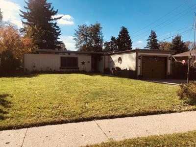 Bismarck Single Family Home For Sale: 123 Sioux Avenue