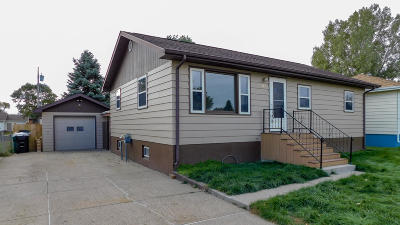 Bismarck Single Family Home For Sale: 521 W Ingals Avenue