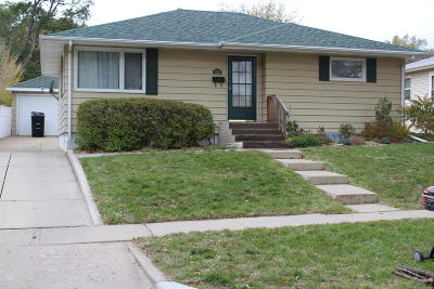 Bismarck Single Family Home For Sale: 1510 N 15th Street