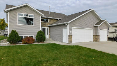 Mandan Single Family Home For Sale: 4204 South Bay Drive SE