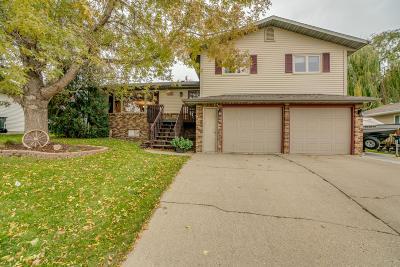 Mandan Single Family Home For Sale: 1201 Johns Drive Ne