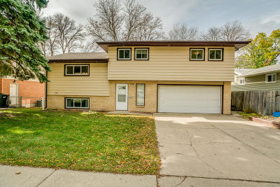 Bismarck Single Family Home For Sale: 1324 N 18th Street