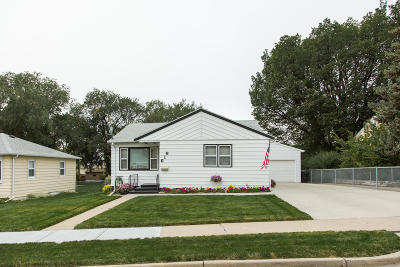 Bismarck Single Family Home For Sale: 616 N 24th Street
