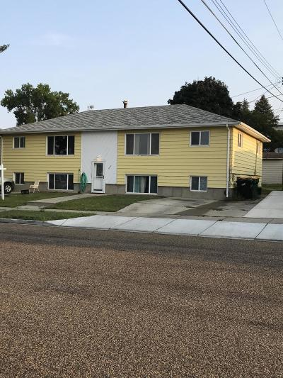 Bismarck Single Family Home For Sale: 1608 Harmon Ave Avenue