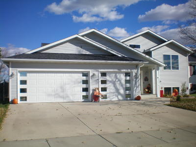 Mandan Single Family Home For Sale: 2634 10th Avenue SE