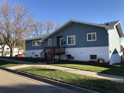 Bismarck Single Family Home For Sale: 1719 Harmon Avenue