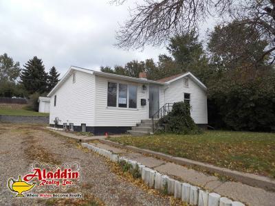 Mandan Single Family Home For Sale: 1308 2nd Street NE