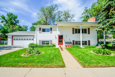 Bismarck Single Family Home For Sale: 1716 Thompson Street