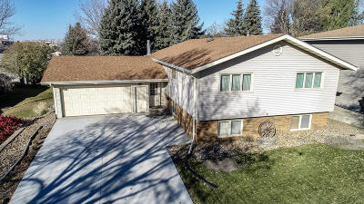 Bismarck Single Family Home For Sale: 2410 Stevens Street