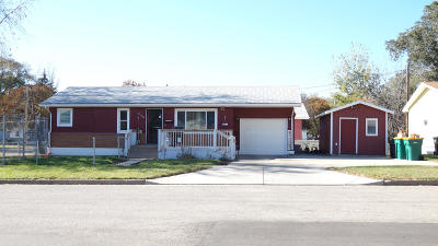 Bismarck Single Family Home For Sale: 520 10th Street