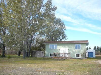 Menoken Single Family Home For Sale: 250 Mees Lane