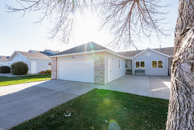 Bismarck Single Family Home For Sale: 213 Aspen Avenue