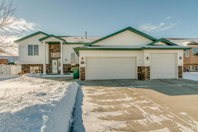 Bismarck Single Family Home For Sale: 2312 3rd Street
