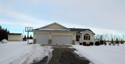 Bismarck Single Family Home For Sale: 4019 Cedar Place