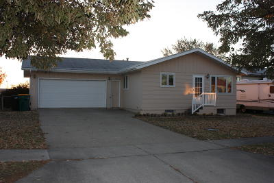 Bismarck Single Family Home For Sale: 513 33 Street