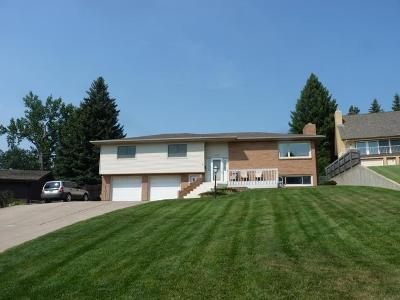 Bismarck ND Single Family Home Sold: $379,900