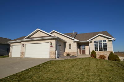 Bismarck Single Family Home For Sale: 5018 Boulder Ridge Road