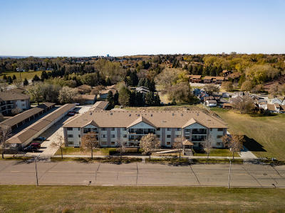 Bismarck Condo/Townhouse For Sale: 3000 4 Street N #128