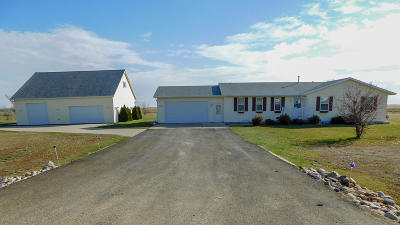 Bismarck Single Family Home For Sale: 7241 Russell Road